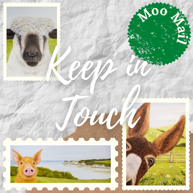 Take part in our 'Keep in Touch' campaign!