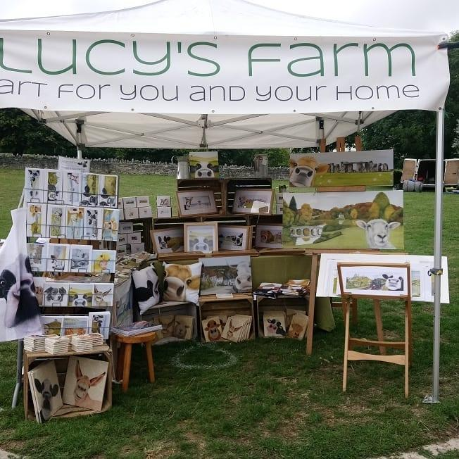 Summer is here and it's all about events for Lucy's Farm