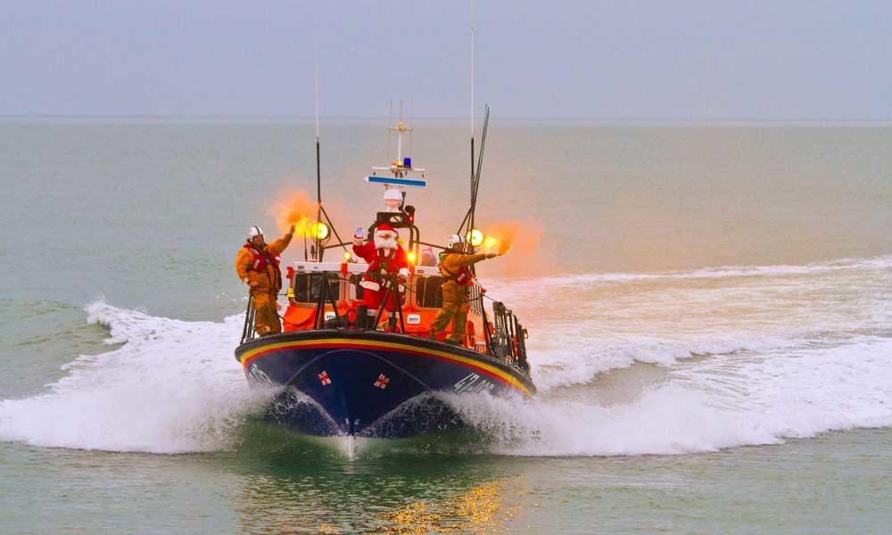 Visit the Moos at the RNLI Christmas Fair in Poole, Dorset