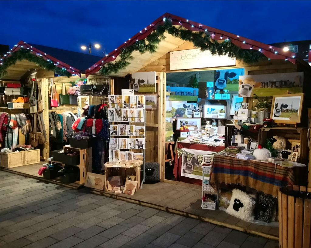 Visit Lucy this weekend at the Westpoint Christmas Shopping Fayre!
