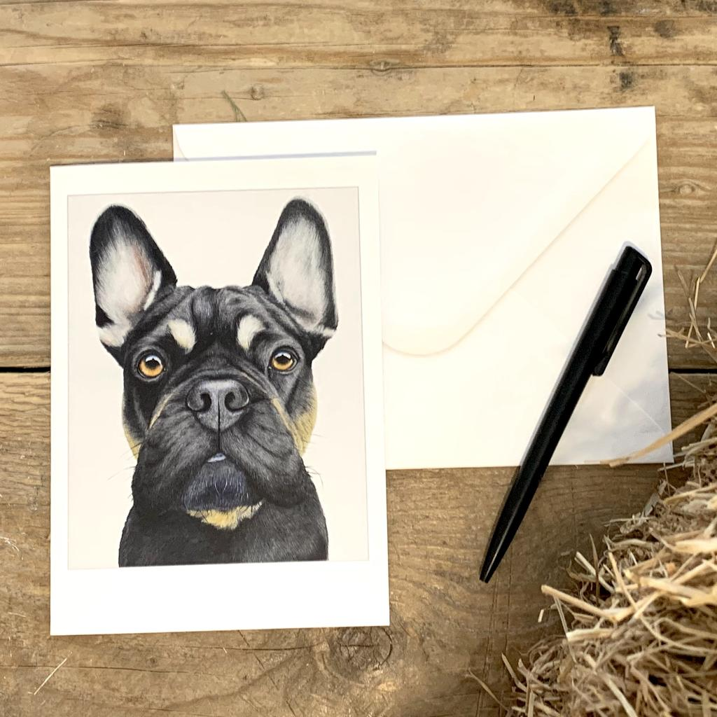 We've got a treat for all you French Bulldog lovers!