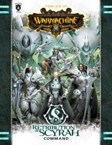 Warmachine Books
