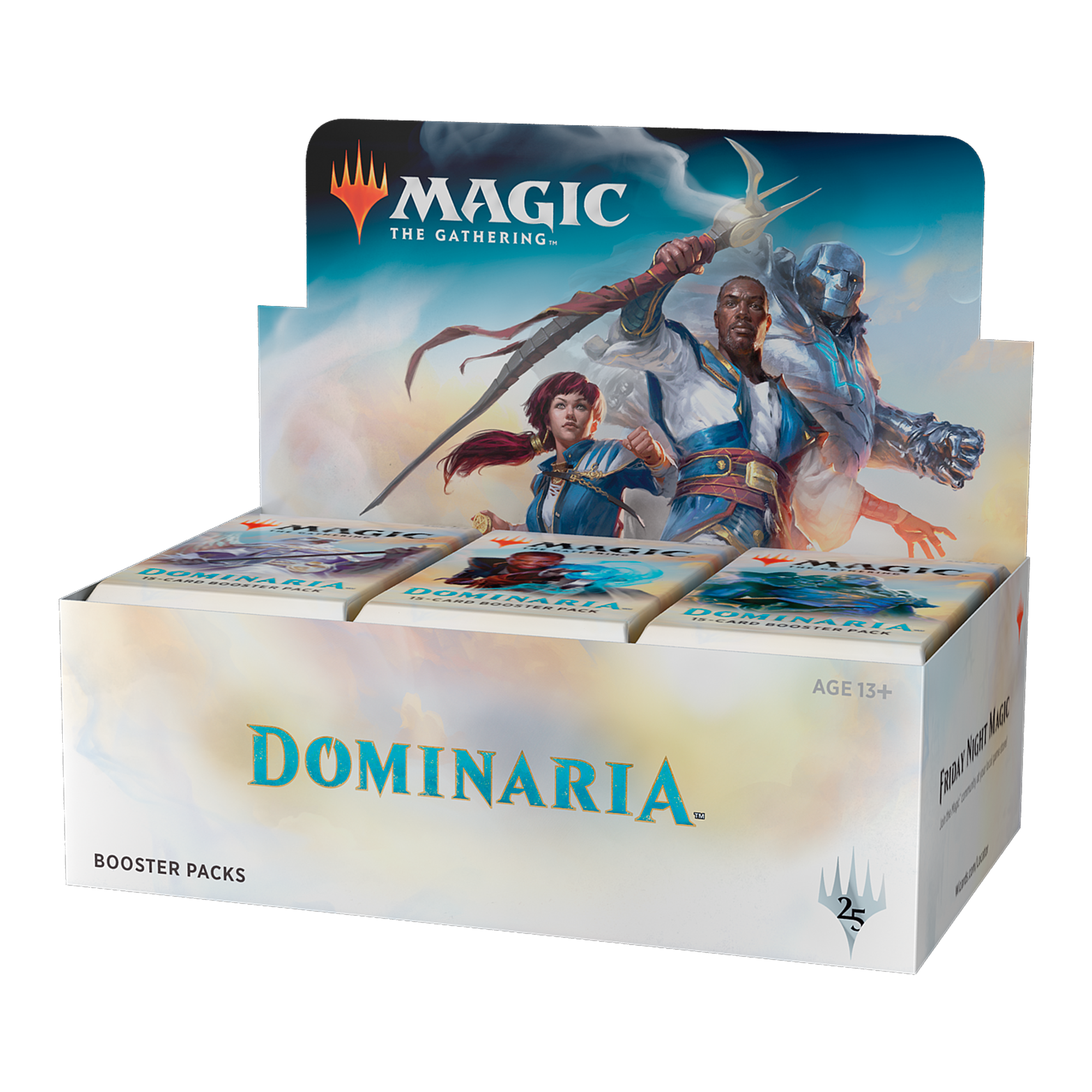 Dominaria Sealed Products