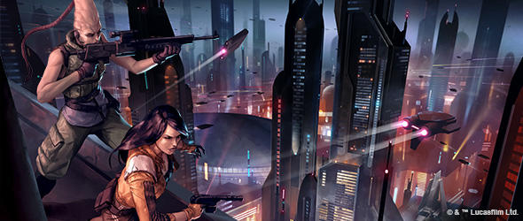 Imperial Assault Ally and Villain packs