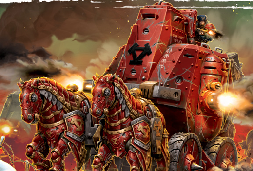 Khador Battle Engines