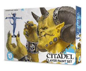 Citadel Paints Sets