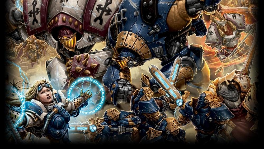 Getting Started in Warmachine