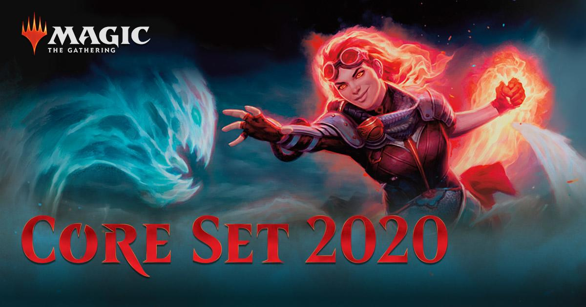 Core 2020 Sealed Products