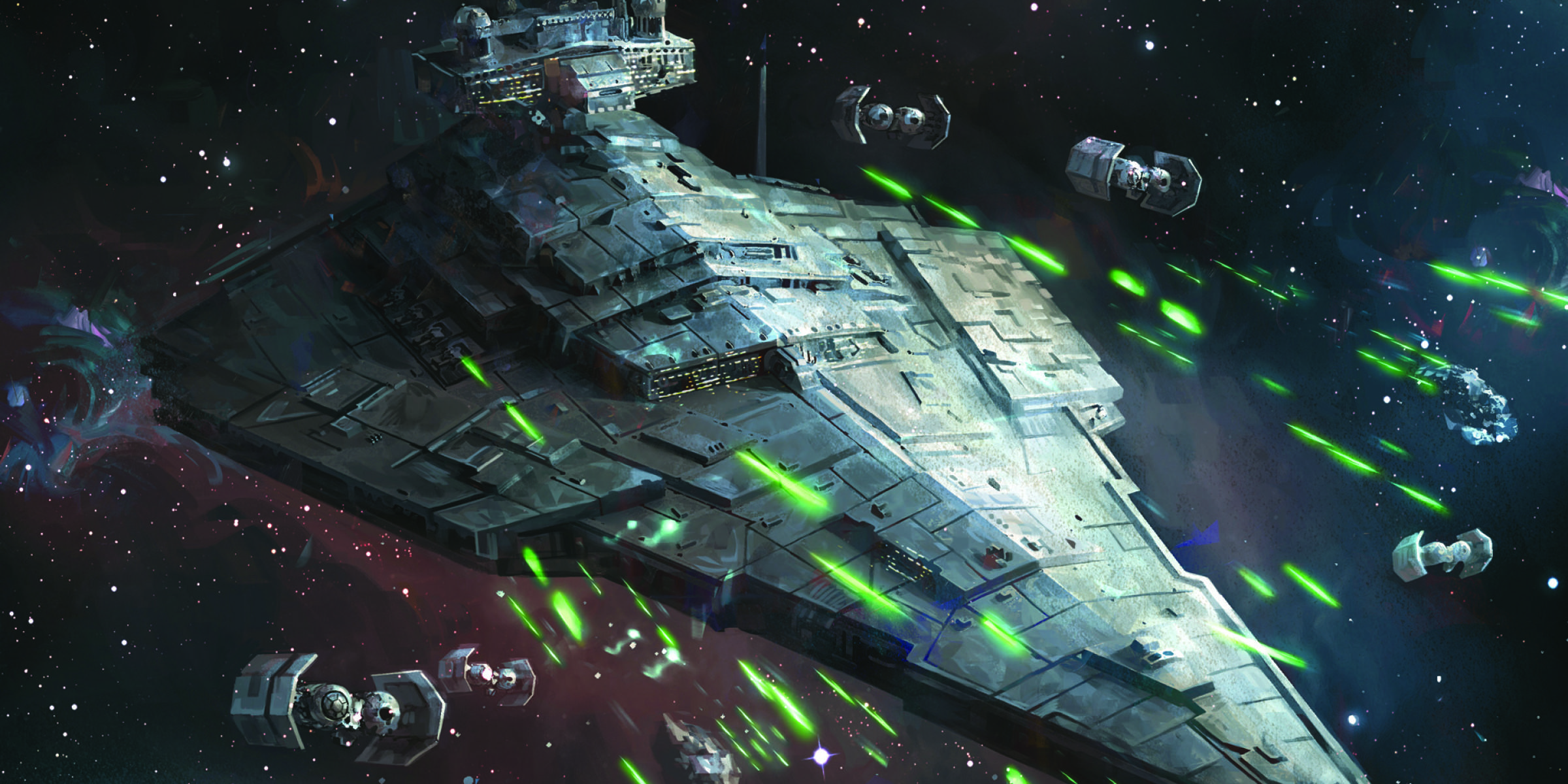 Galactic Empire Armada