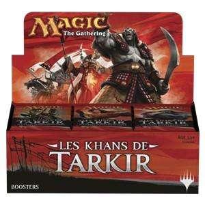 Khans of tarkir buy a box promo