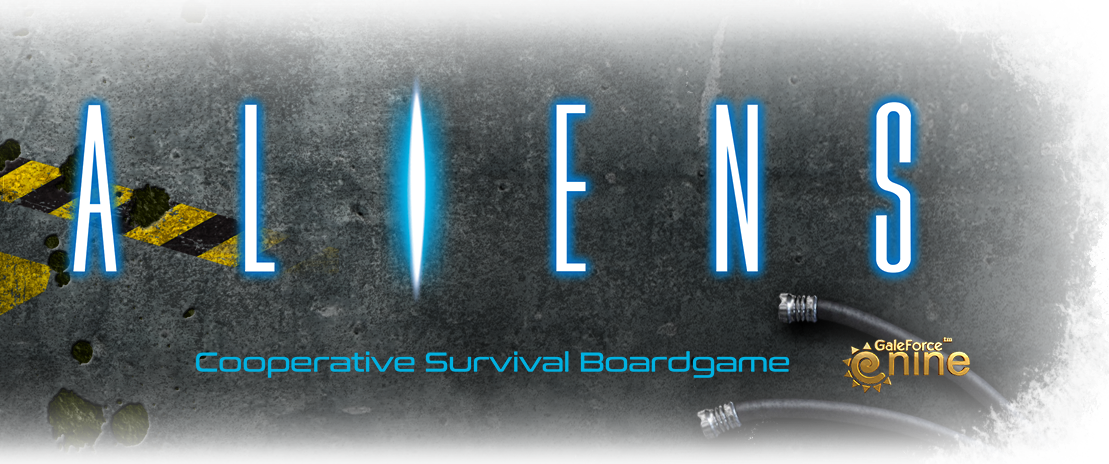 Aliens: A cooperative Survival Game