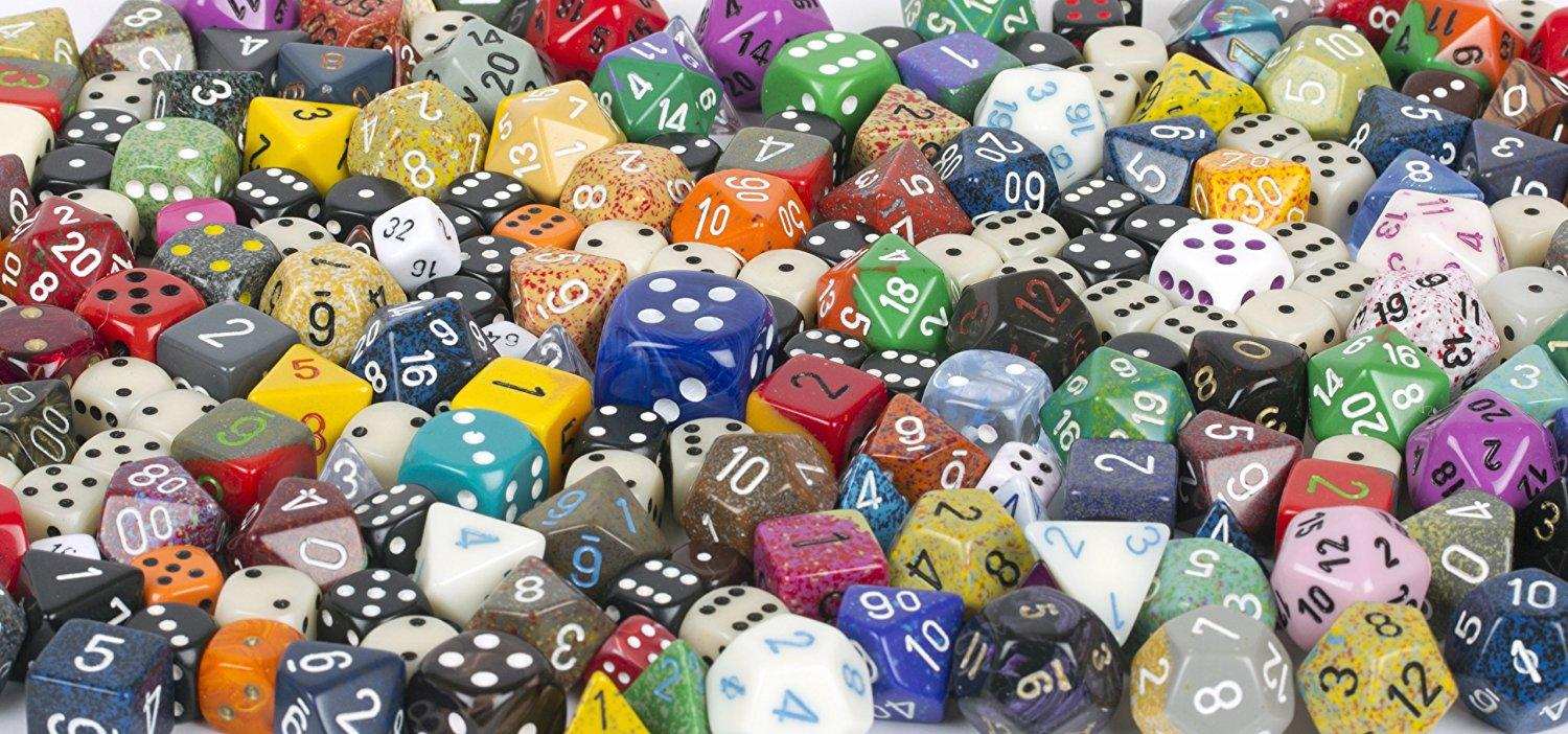 Chessex Dice