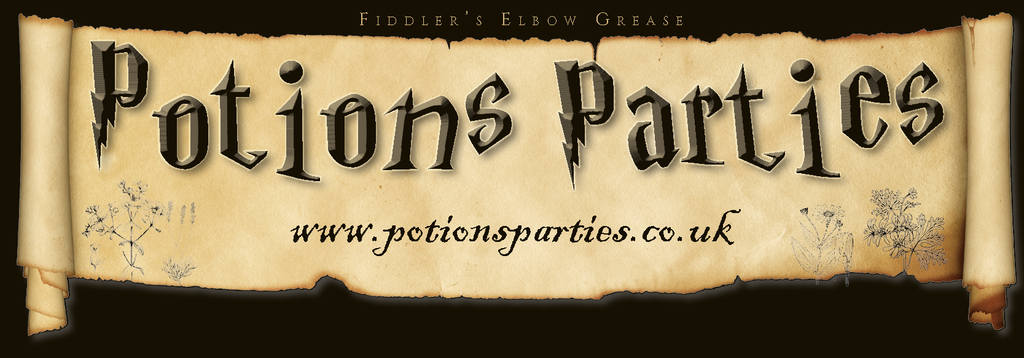 Potion's Parties - Why should we have all the fun!