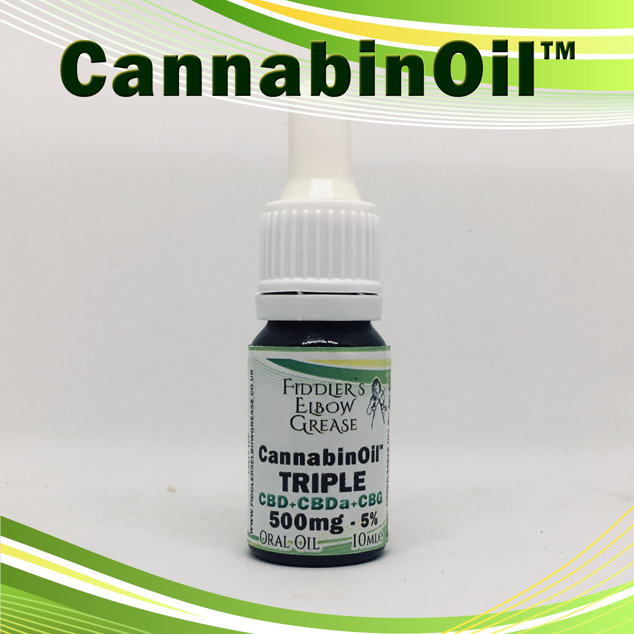 CannabinOil, Hybrid, CBD, CBDa, CBG, Fiddlers Elbow Grease