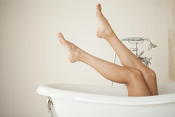 Why it's important to have a bath!