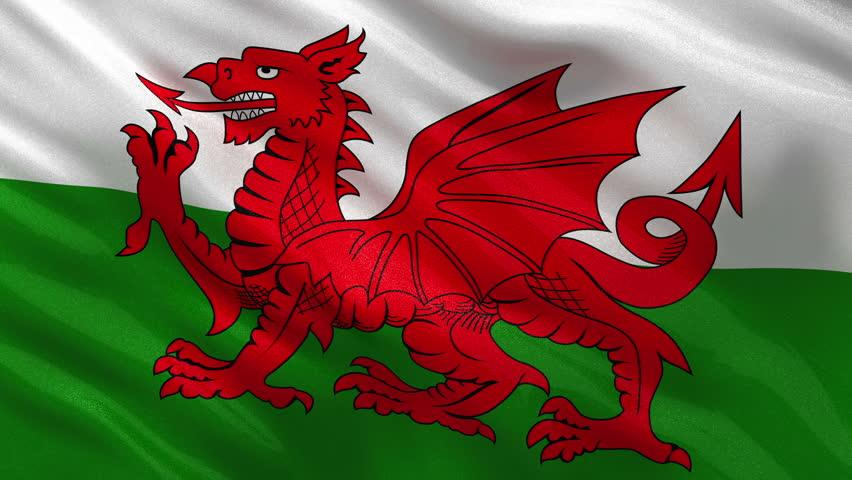 Why has Wales got the best flag in the world?