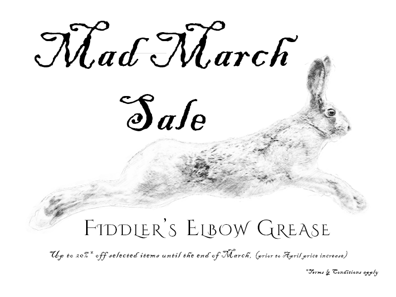 Mad March Sale 2019