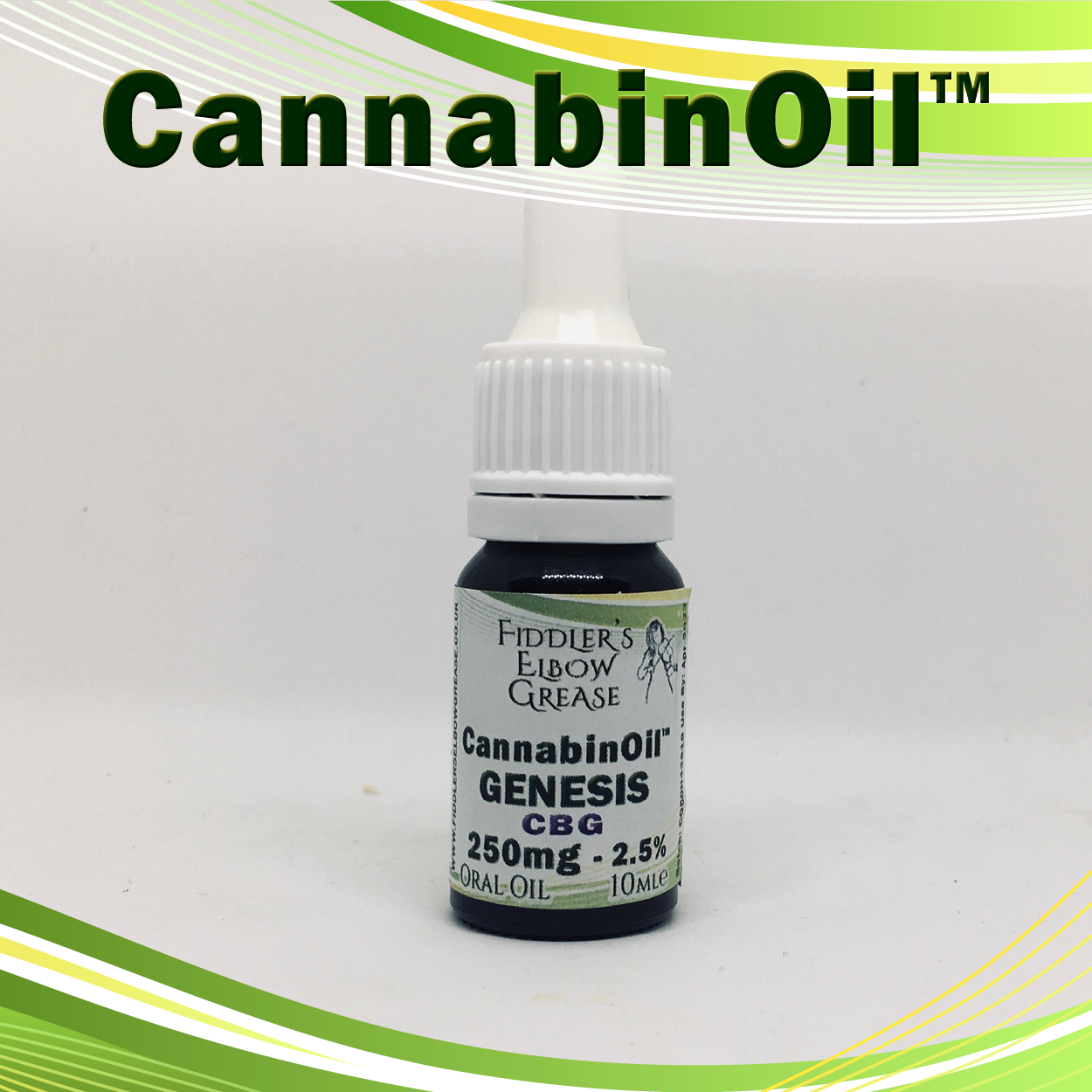 CannabinOil, Hybrid, CBG, Fiddlers Elbow Grease