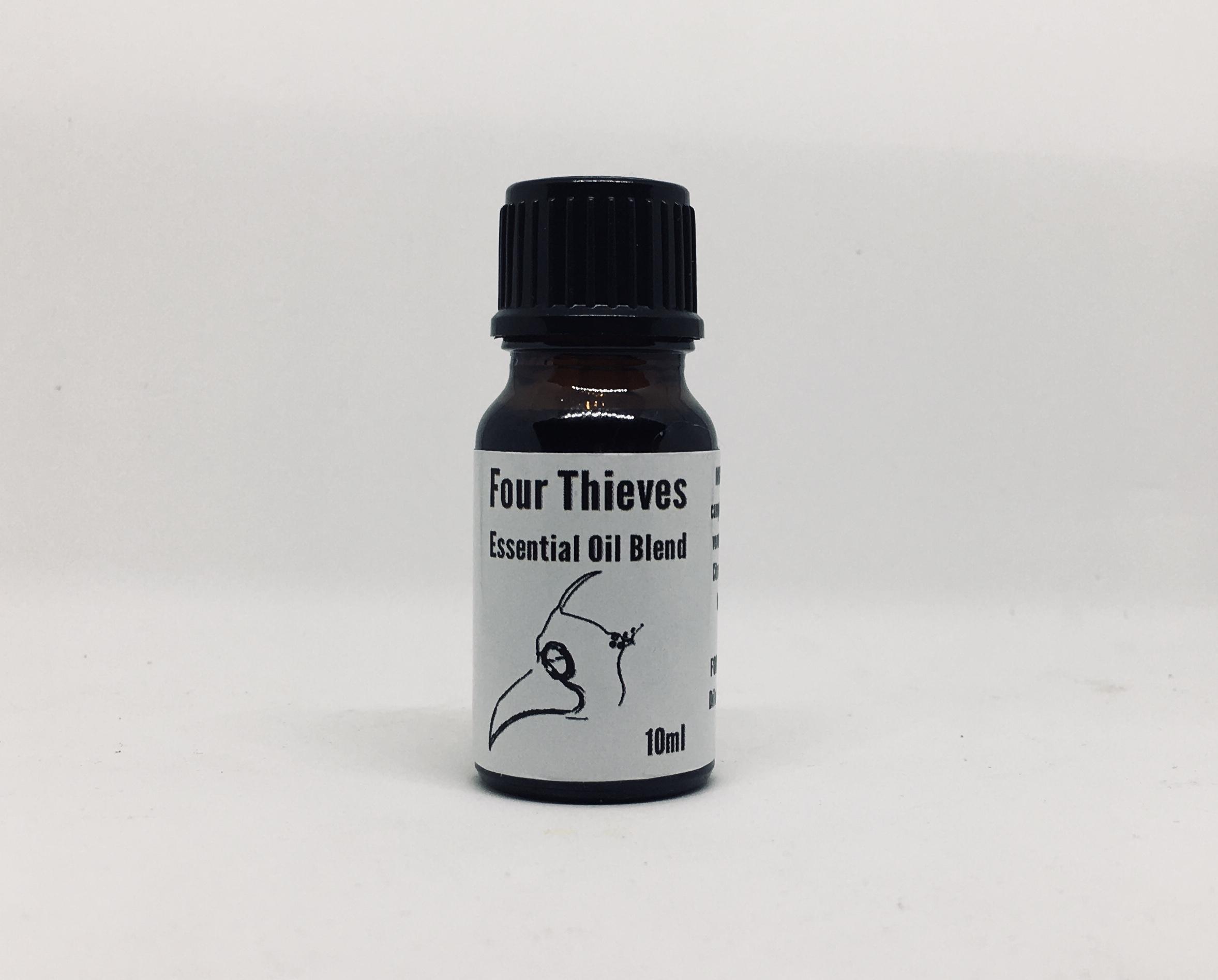 Four Thieves Essential Oil Blend