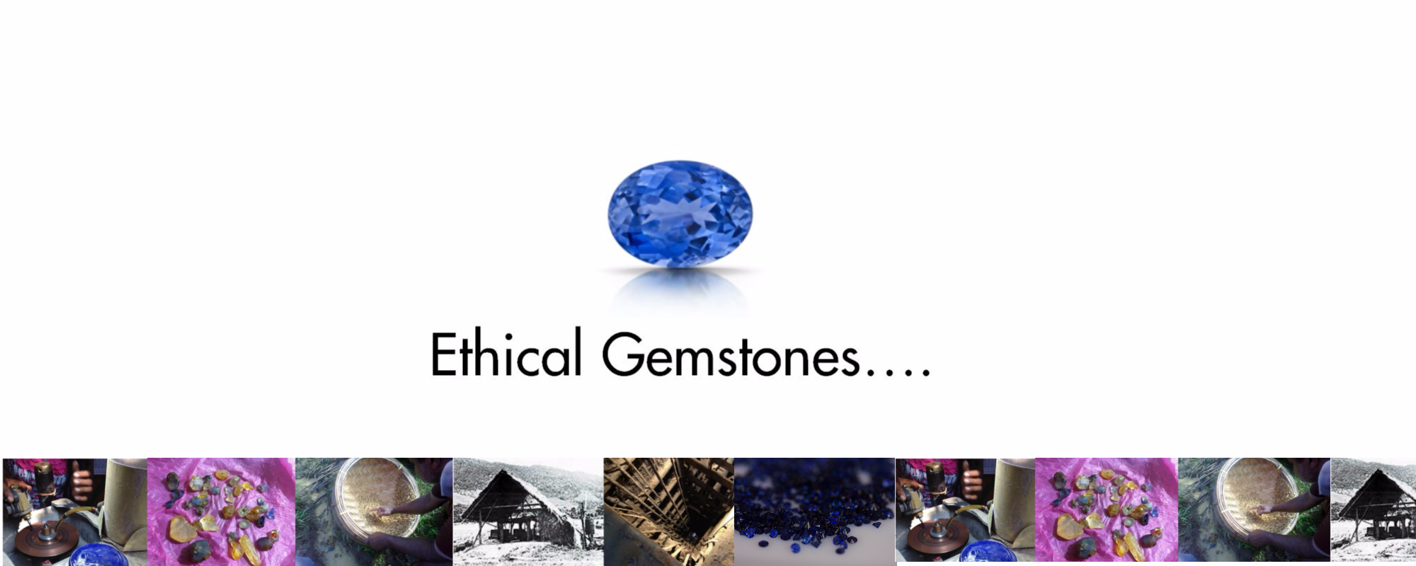 Ethical Gemstones by Nineteen48: Sapphire, Ruby, Spinel