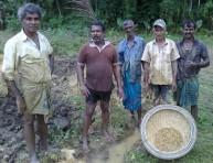 Pathal Pola 1 mining team