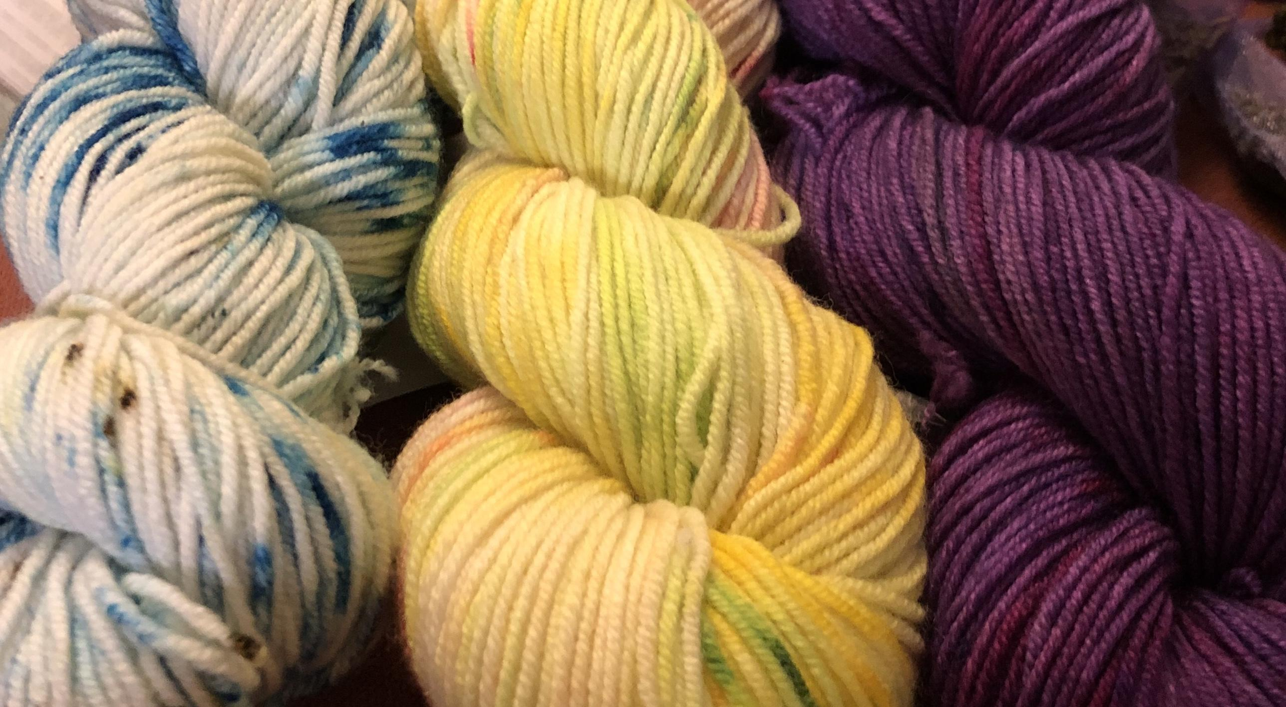 Double Knitting Merino Yarn