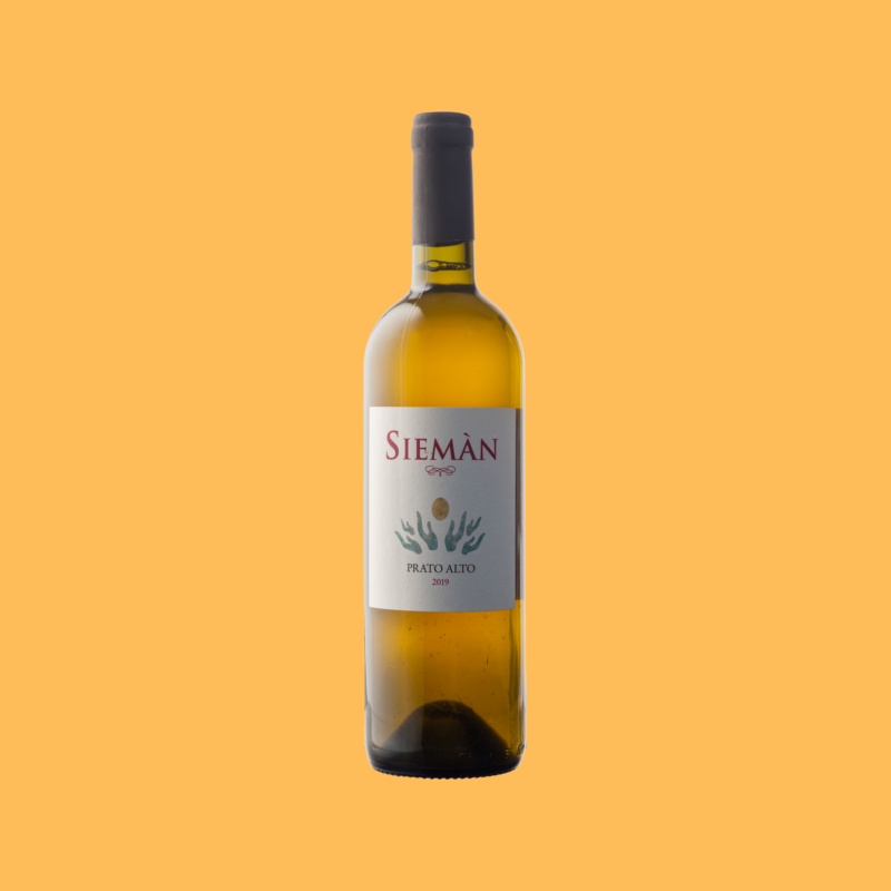 Prato Alto, Natural wine from Sieman
