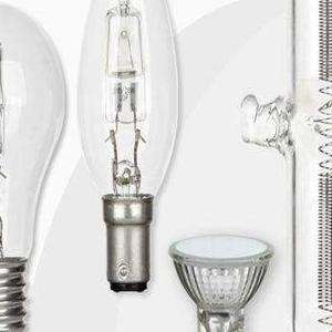 Low Energy Halogen Light Bulbs