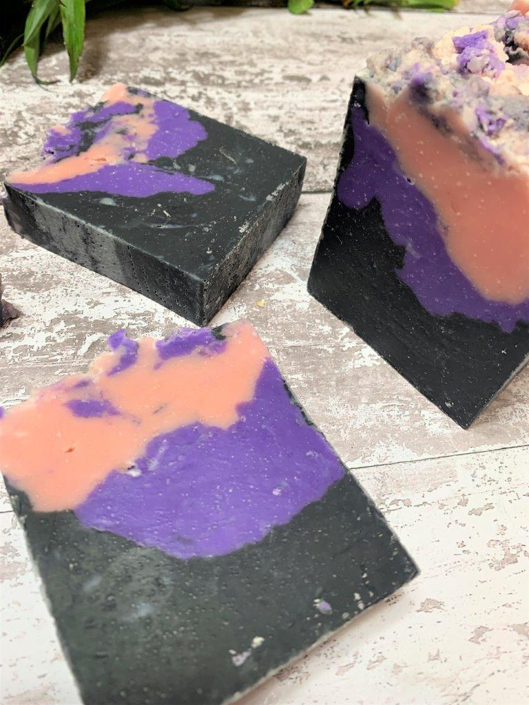 Ylang Ylang And Bergamot Handmade Soap in Plastic Free Packaging