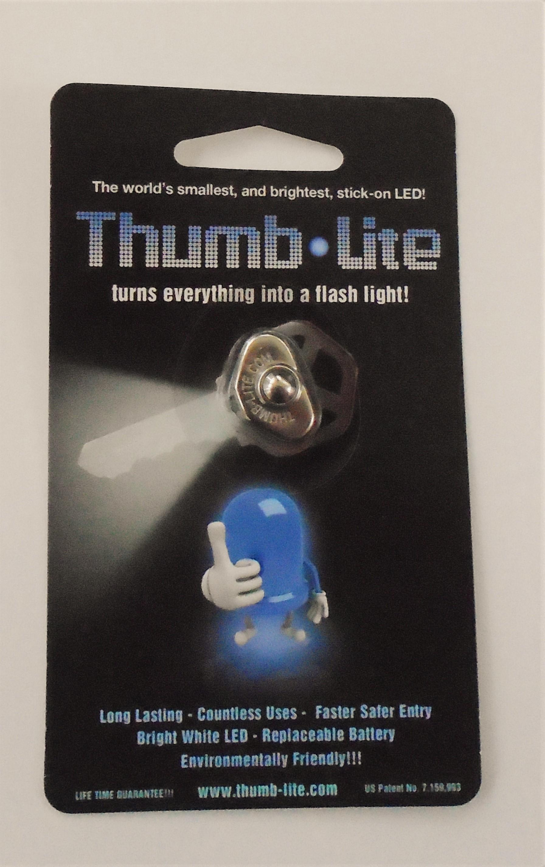 Thumblite flashlite