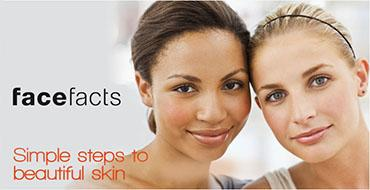FaceFacts: Teens/acne skin