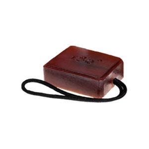 Rooibos tea Soap on a Rope for men