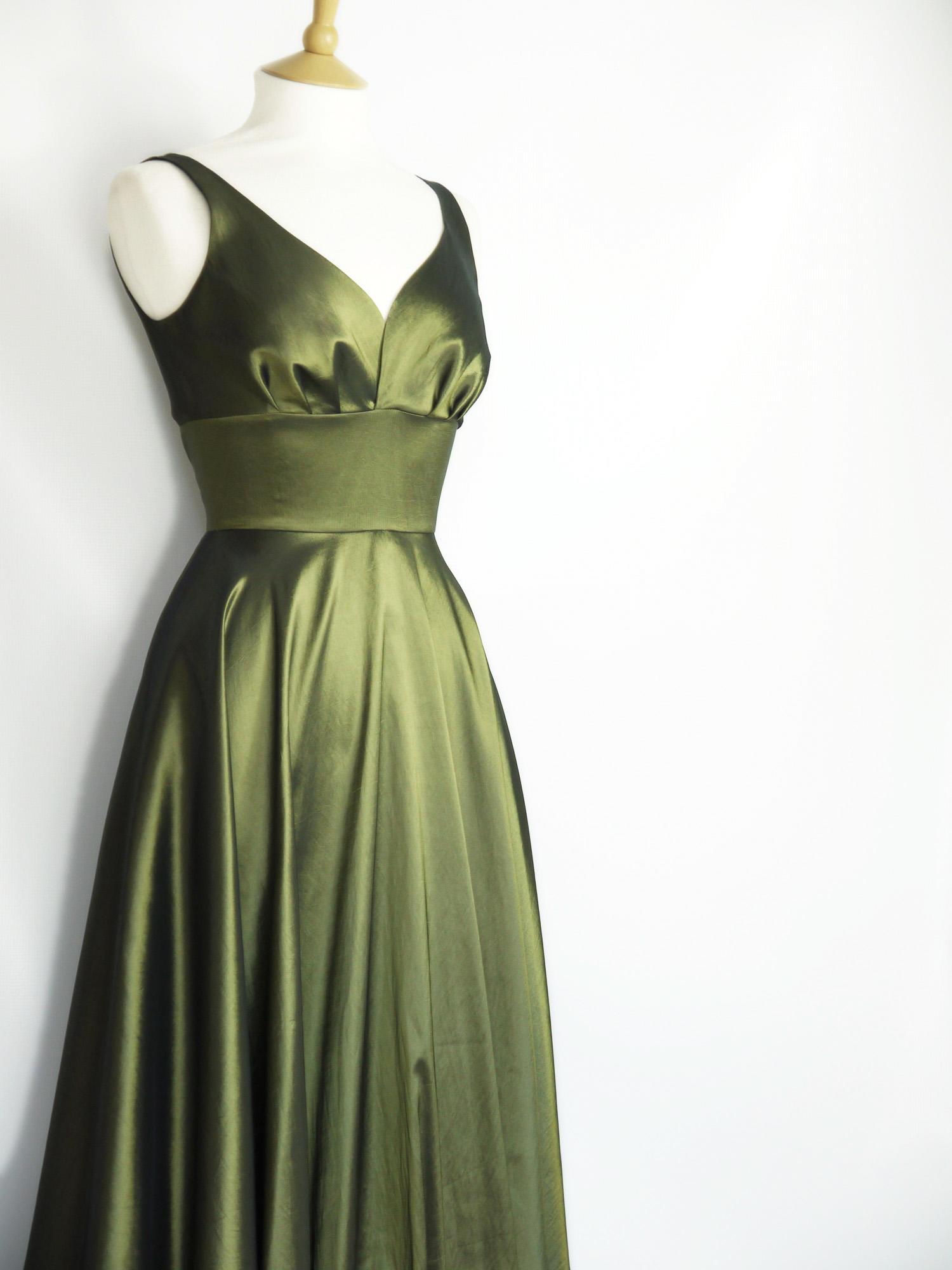 1940s Evening Dress,Beautiful Green Cocktail Dress,Olive Cocktail Dresses,Olive Dress,olive green dress,olive dress,olive green dress,