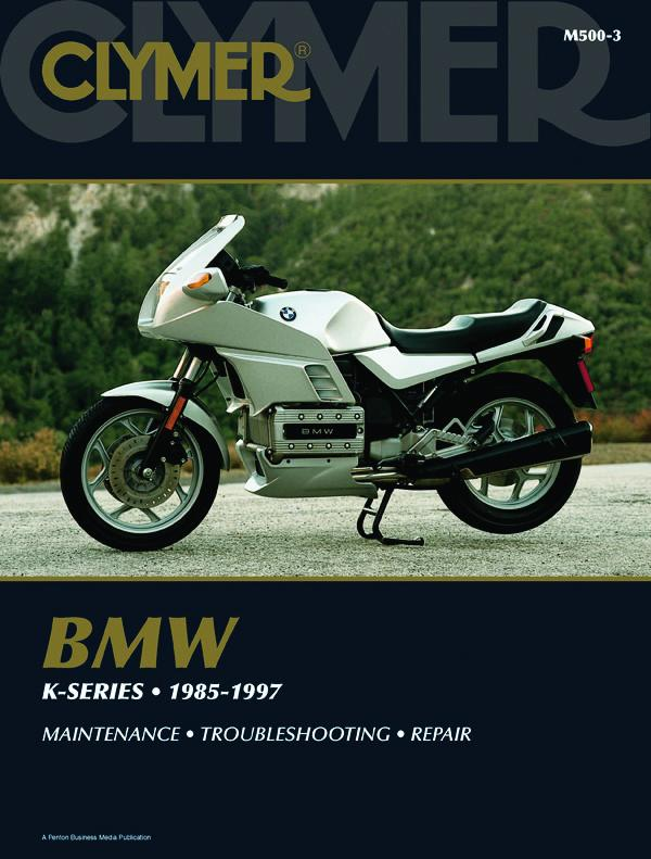 BMW K series (83-96) Clymer workshop manual