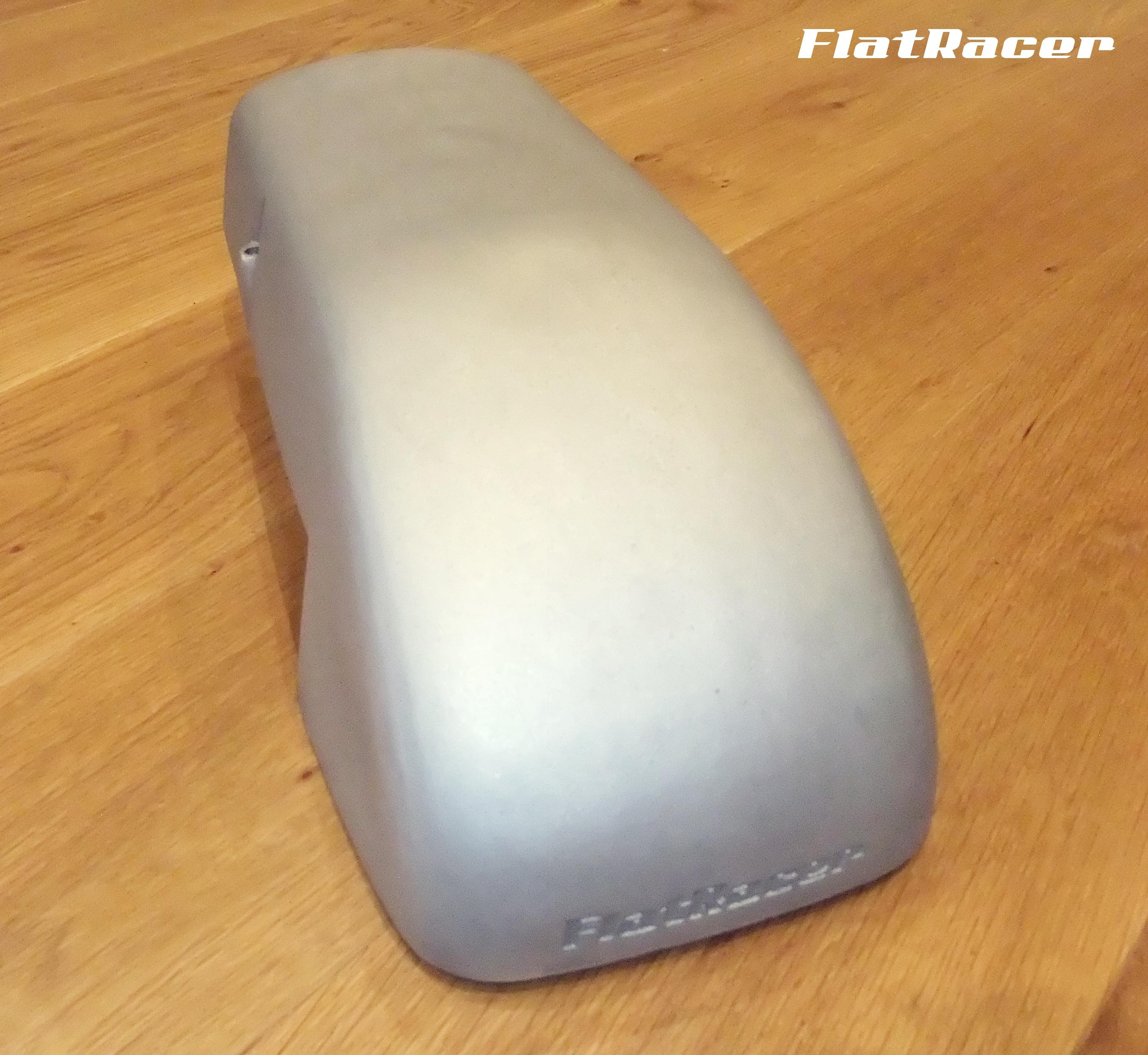 FlatRacer BMW R2v Airhead Boxer Cafe Racer cast alloy top engine cover.