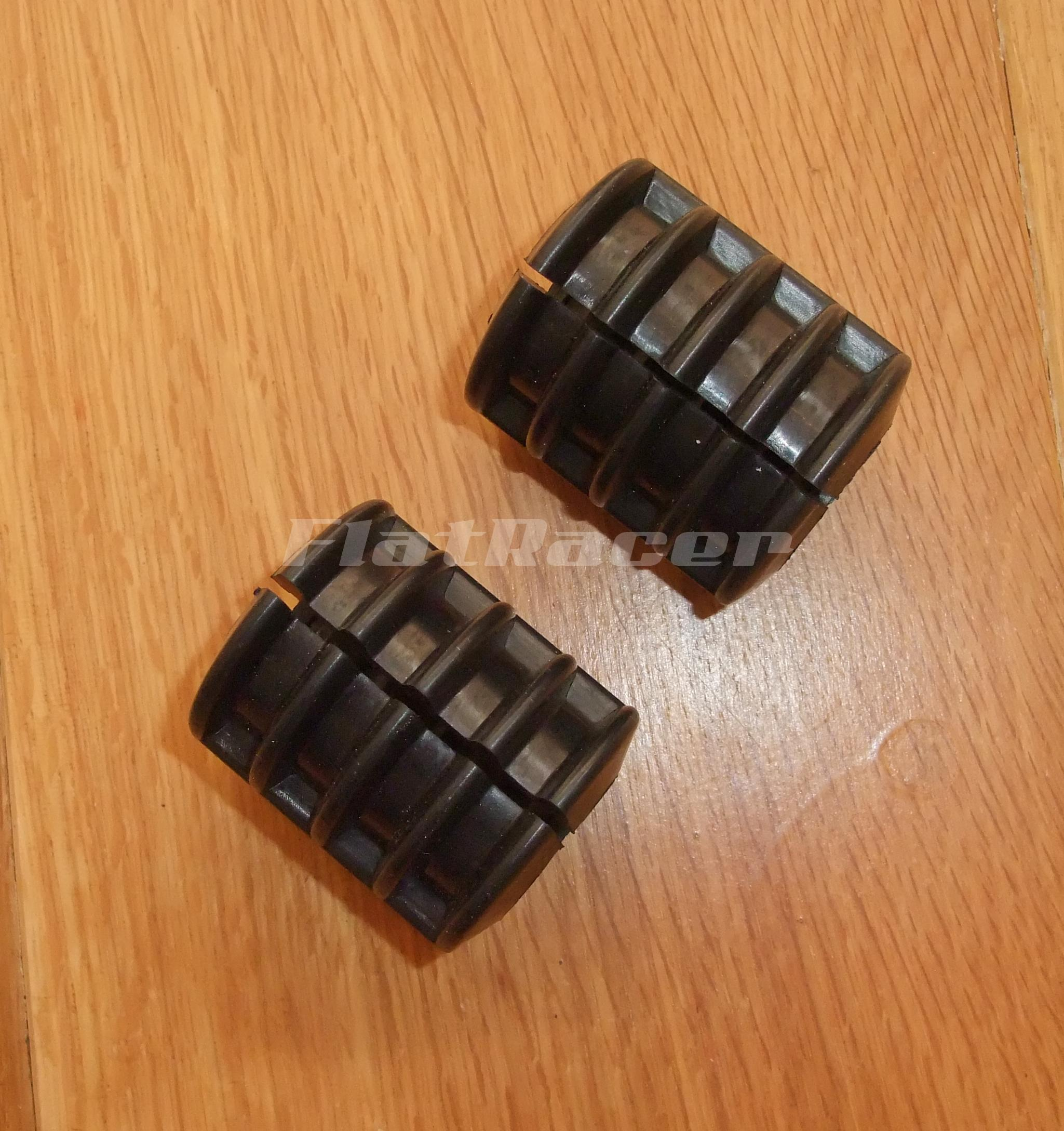 Fuel tank rubber mounts (pair) - Full Circle