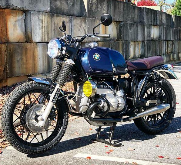 FlatRacer BMW Urban Scrambler kit - /6 & /7 Series 1974-1984