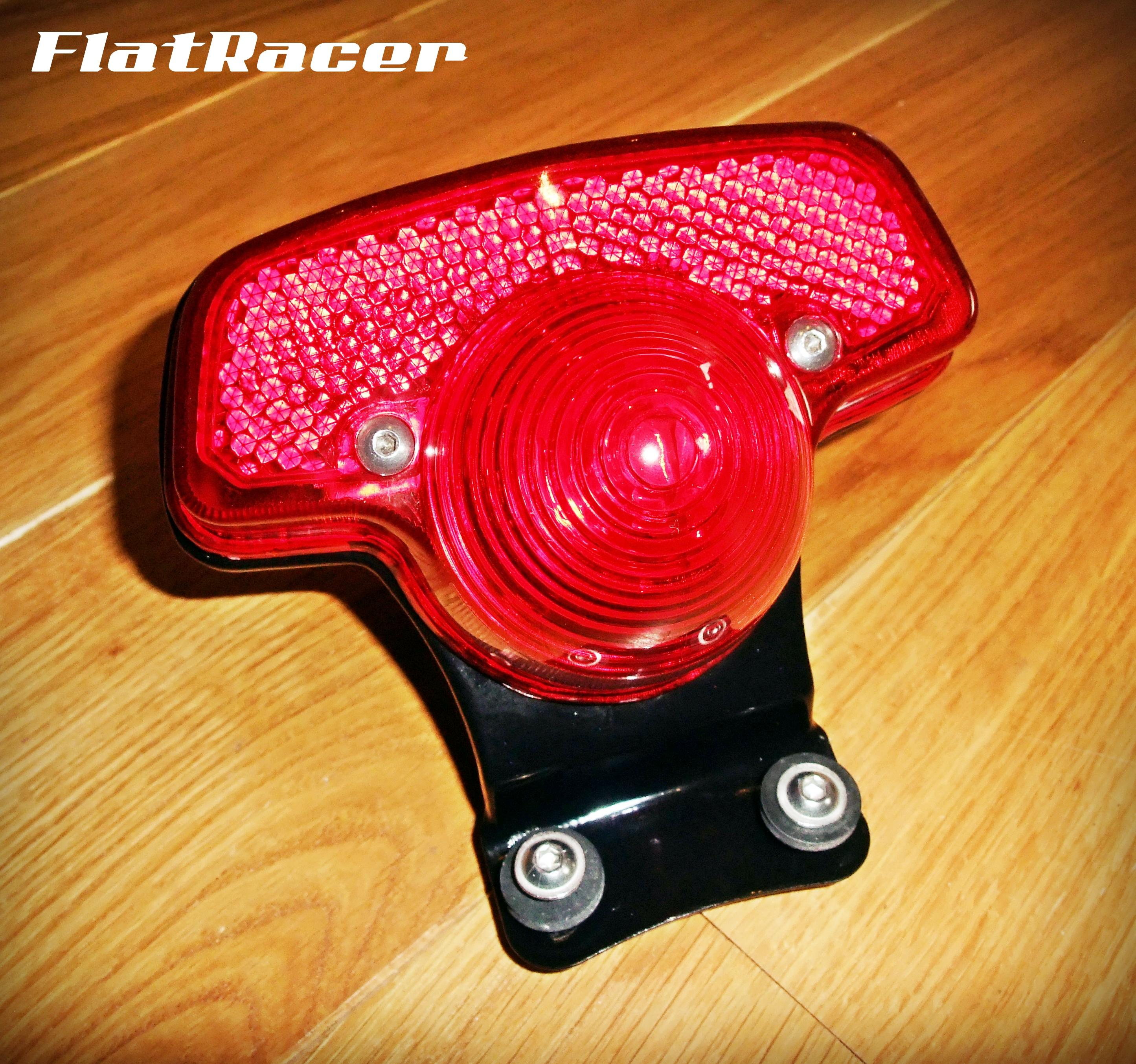 FlatRacer L679 alloy tail light