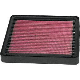 K&N replacement air filter - BMW K series Flying Brick