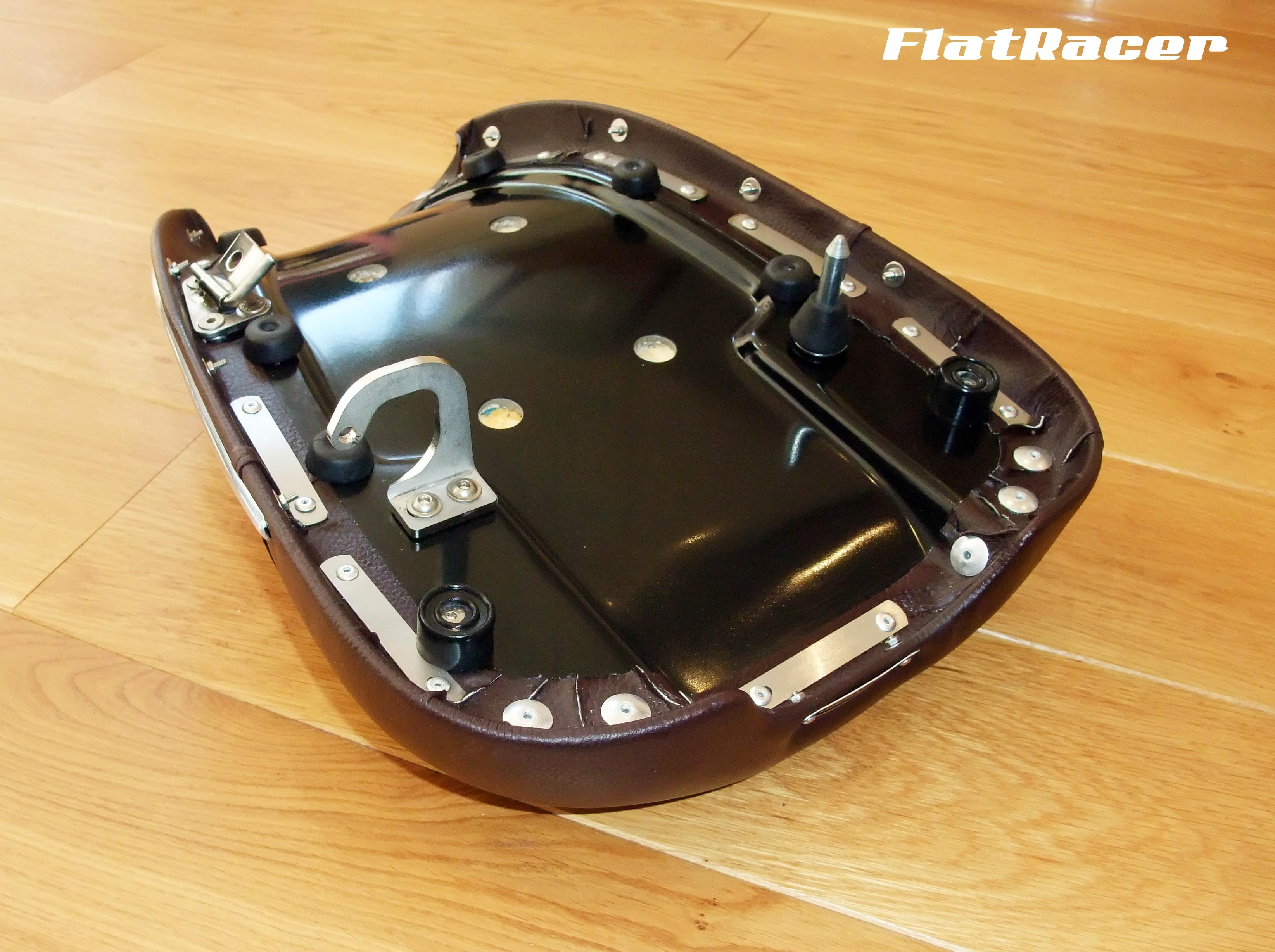 FlatRacer BMW R2v Airhead Boxer /6 Series (73-76) TIC single seat.