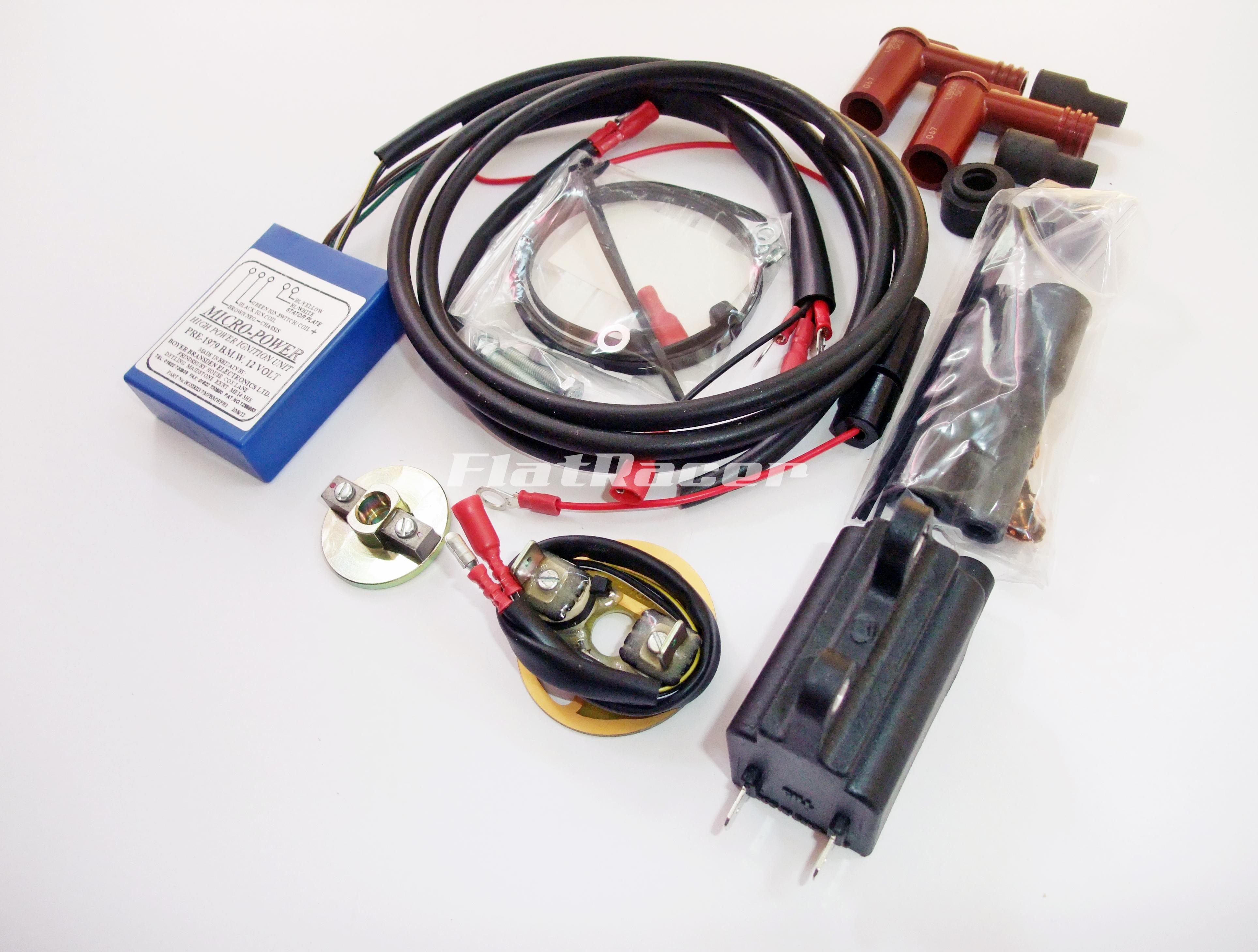 Boyer Bransden BMW 1979-1980 Micro Power electronic Ignition kit