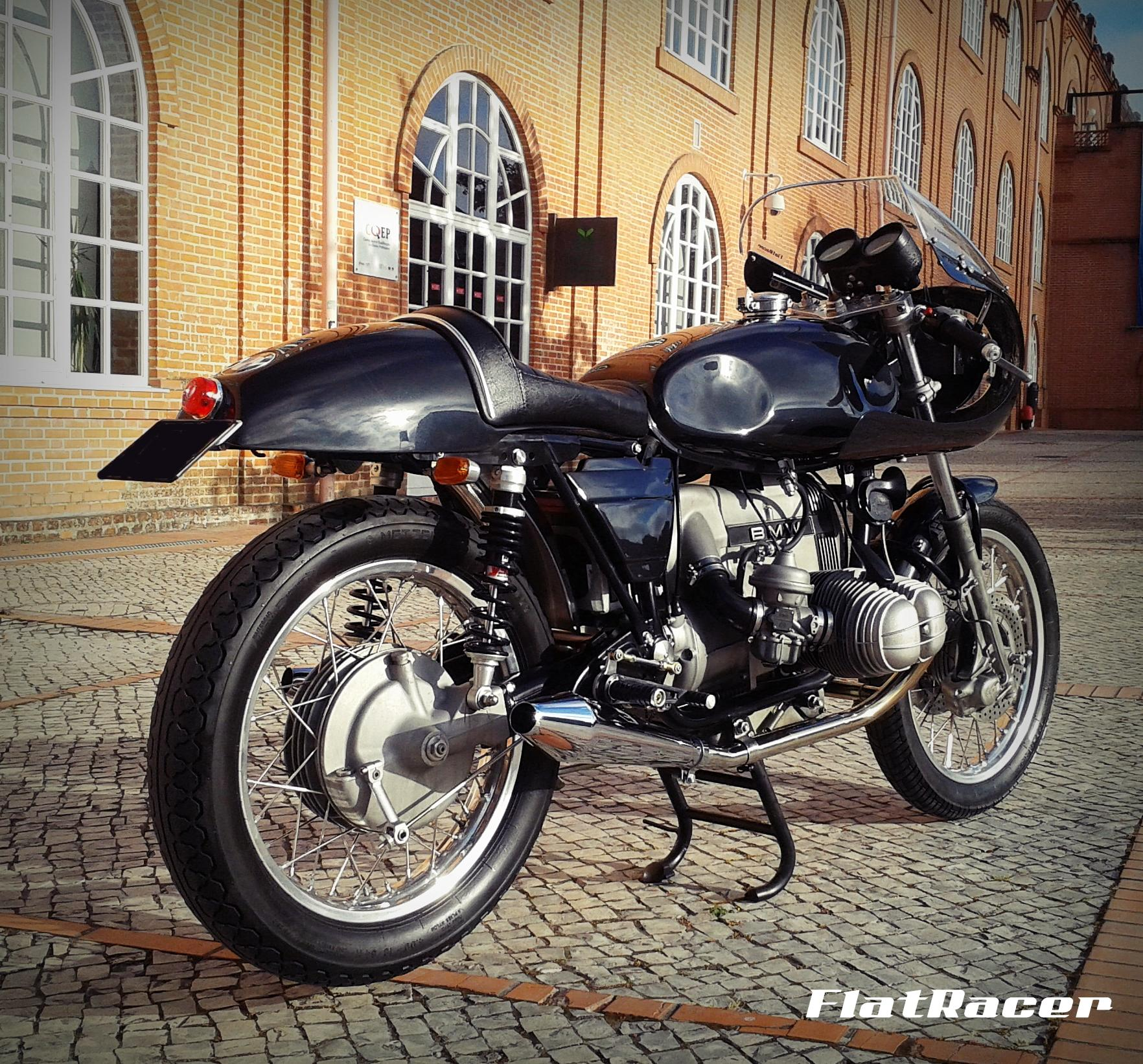 FlatRacer BMW Monza Full Cafe Racer kit