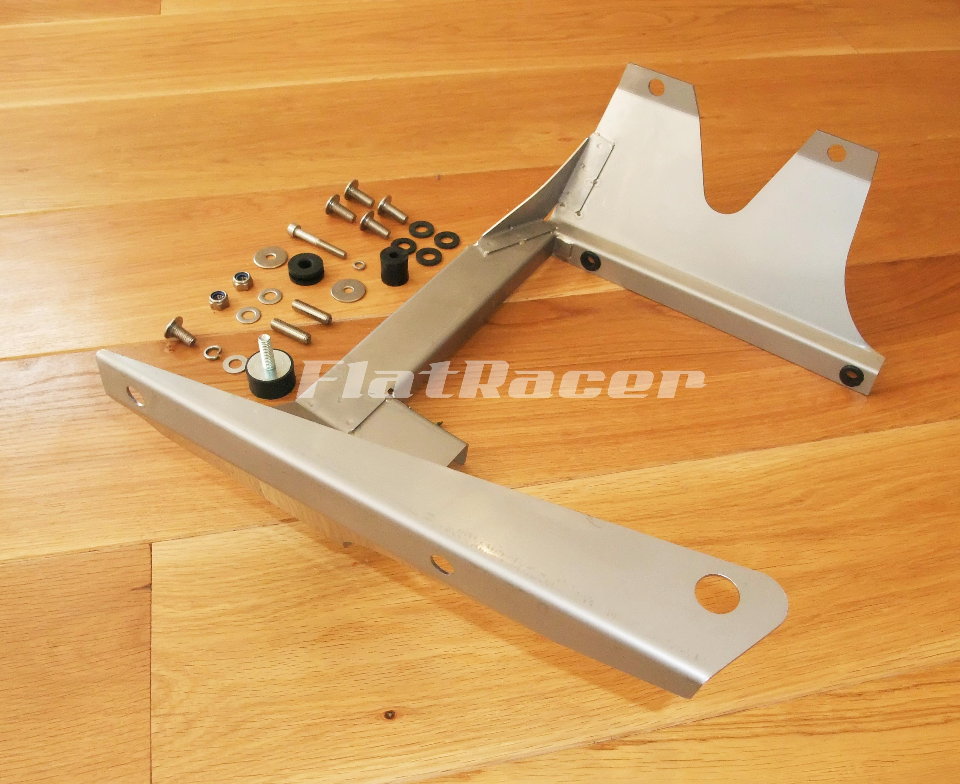 FlatRacer BMW K100 RS belly pan fitting kit
