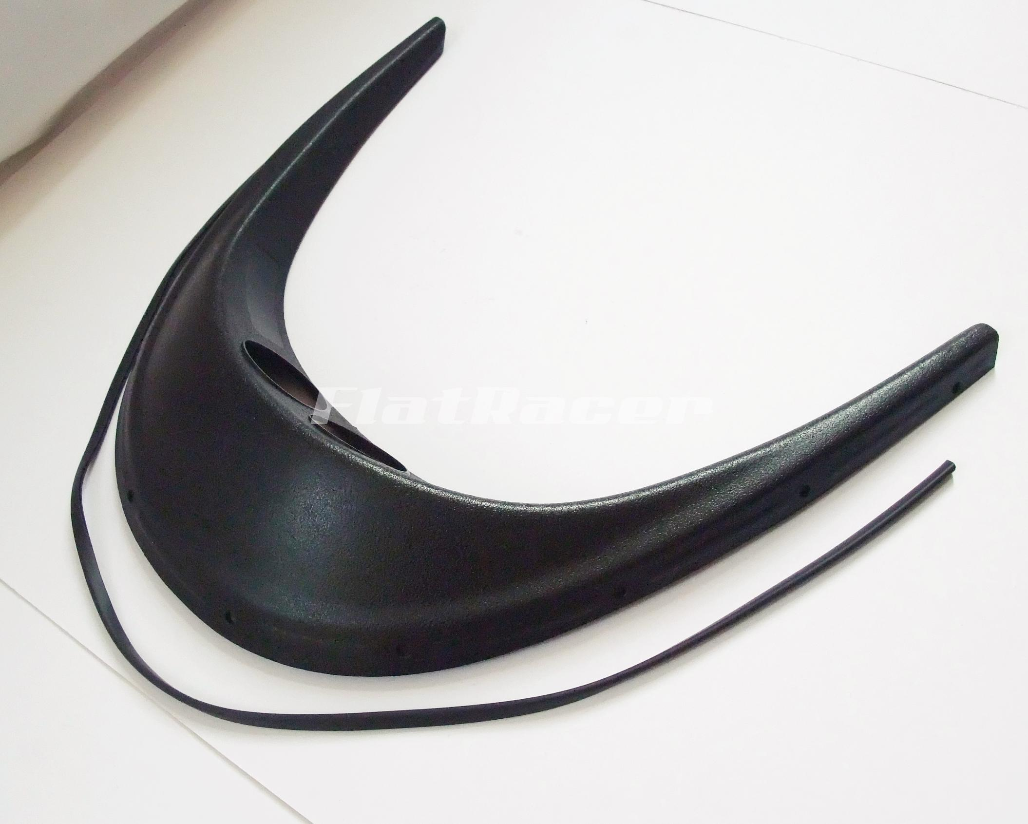 BMW R90S cockpit fairing OEM dashboard
