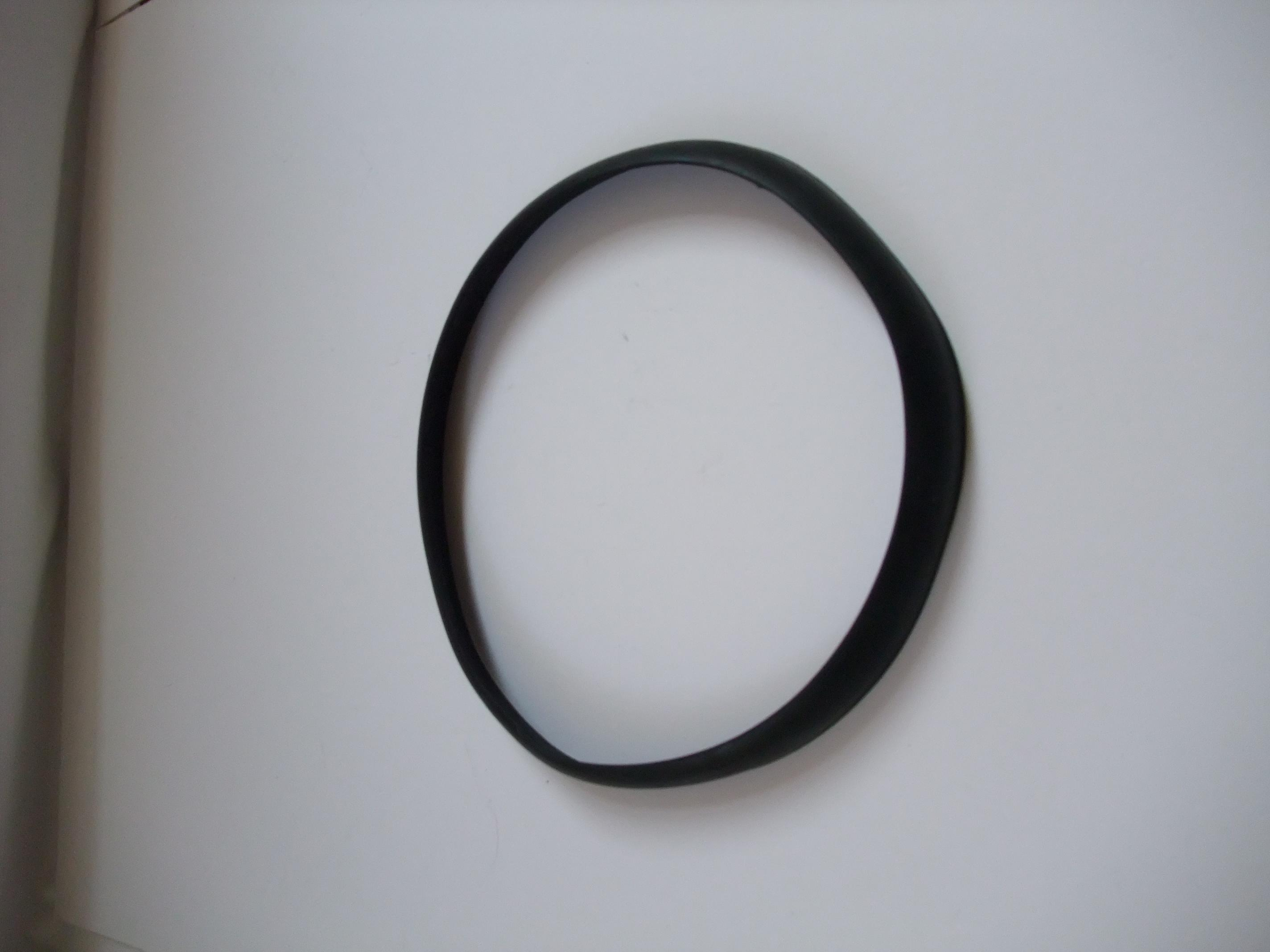 BMW R90S, R100 S & CS cockpit fairing headlight rubber seal