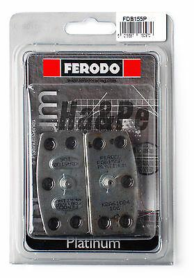 Ferodo FDB155P BMW Series /6 & /7 (73-80) ATE callipers front brake pads