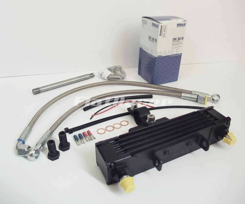 BMW Airhead Boxer Oil Cooler Kit