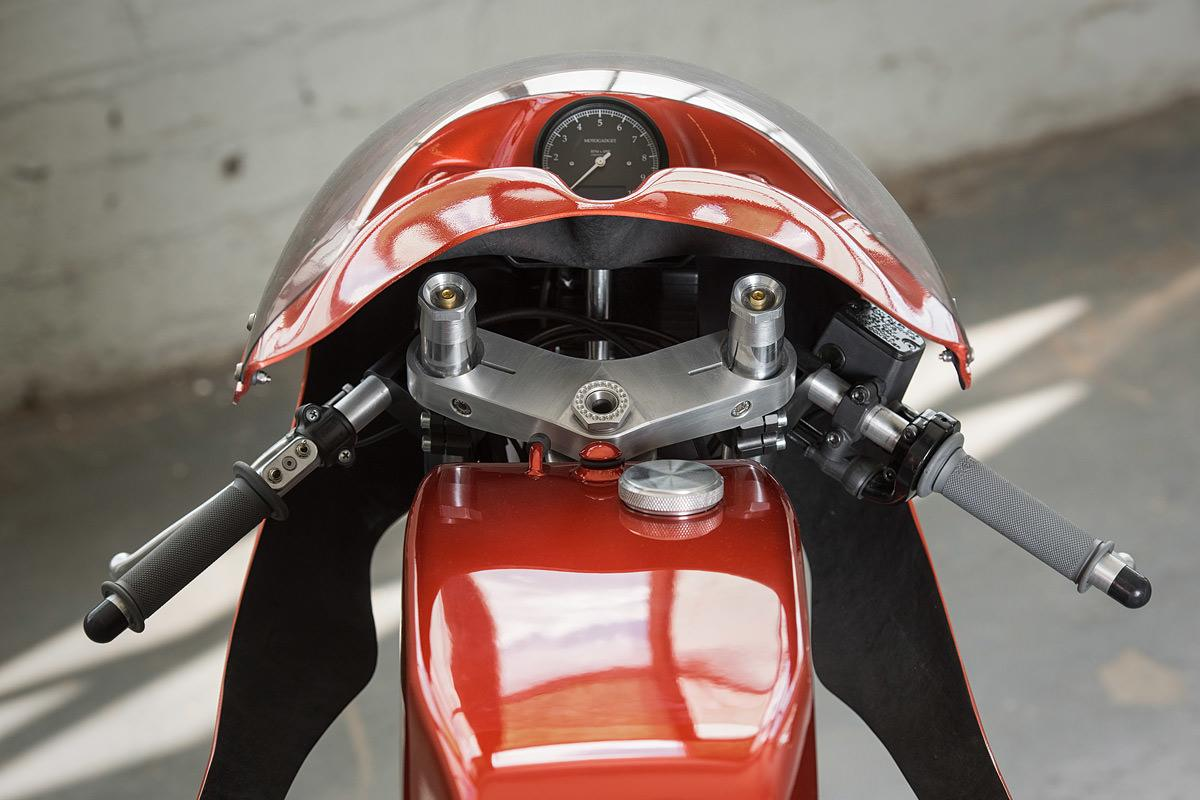 FlatRacer Sprint top fairing