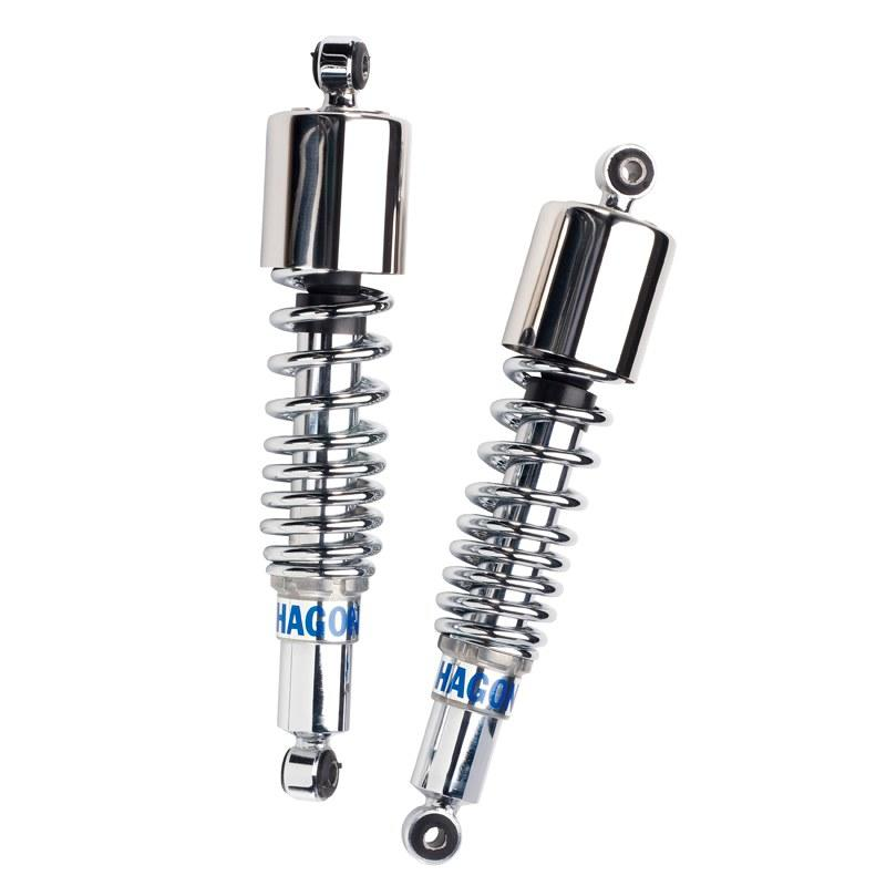 Hagon Custom stainless steel shock absorbers (pair)