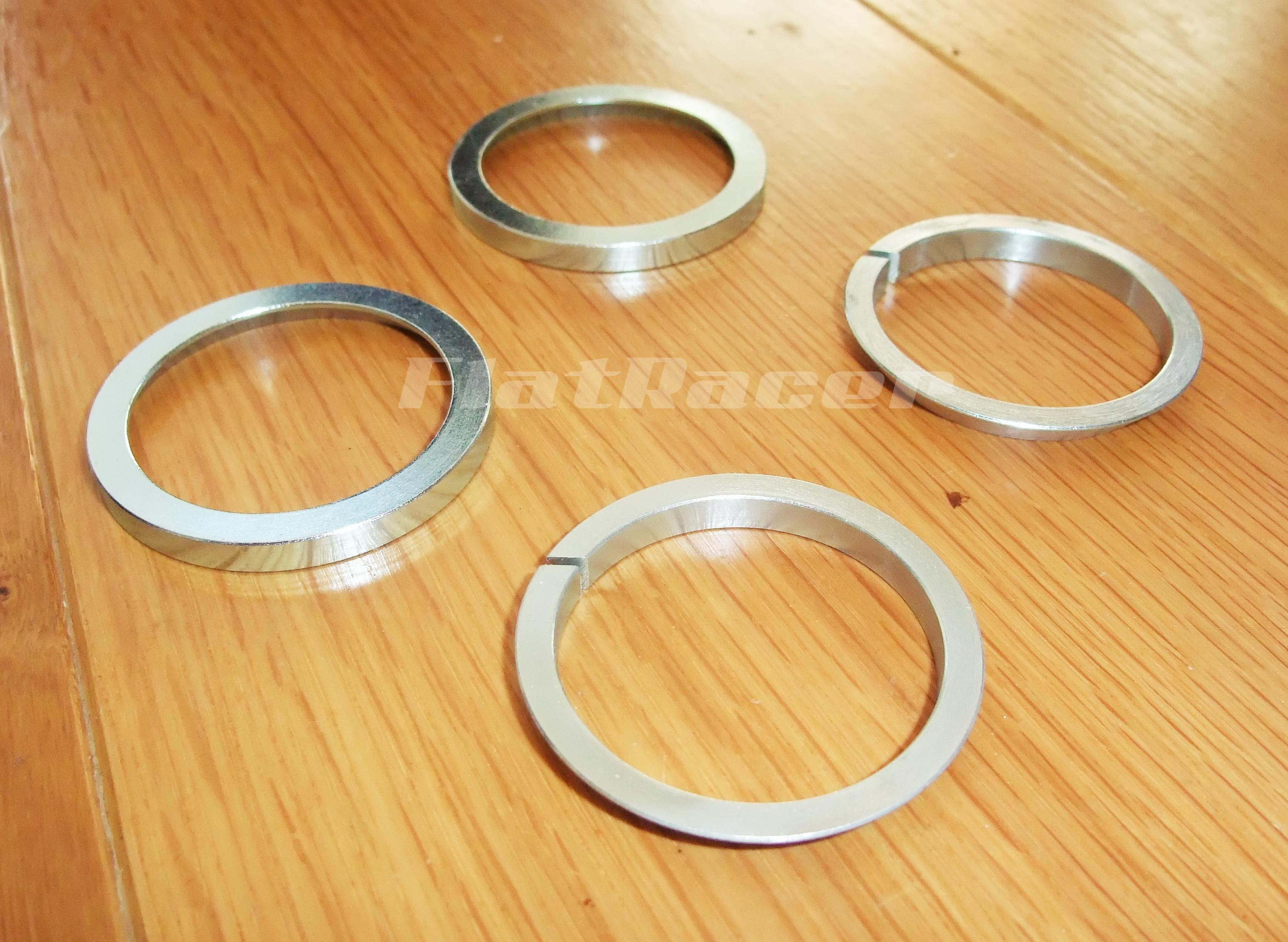 BMW R2v Boxer exhaust manifold sealing rings (set of 4)